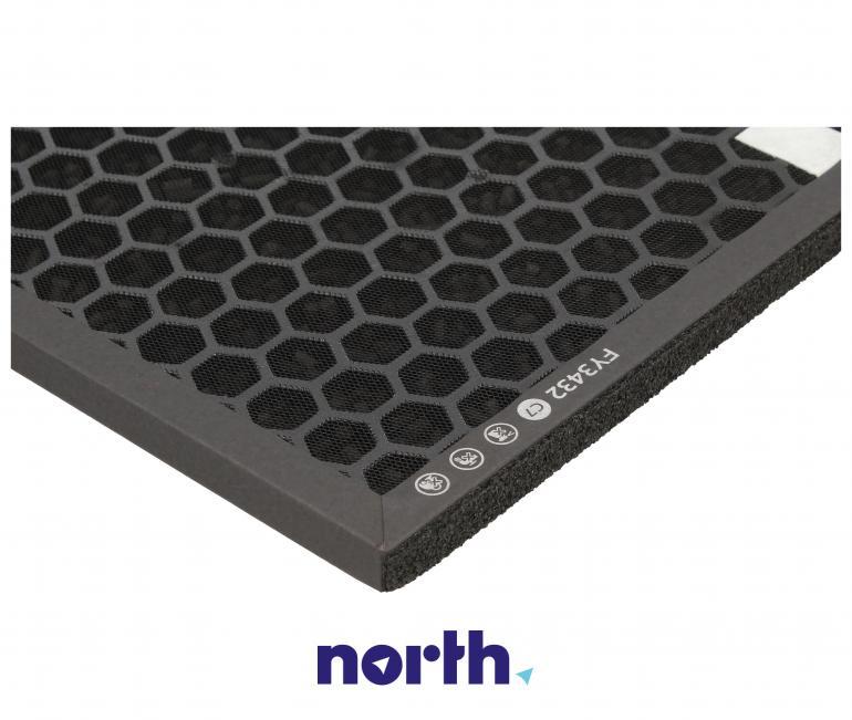 Filtr węglowy aktywny 1szt. do oczyszczacza powietrza Philips NanoProtect FY343210,3