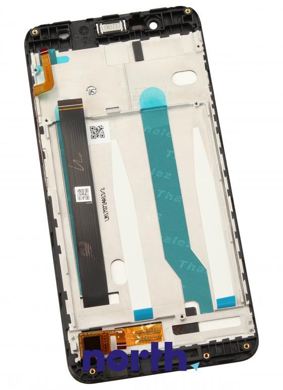 Panel dotykowy z wyświetlaczem bez obudowy do smartfona Asus ZenFone 3 Max 90AX0086R20010,1