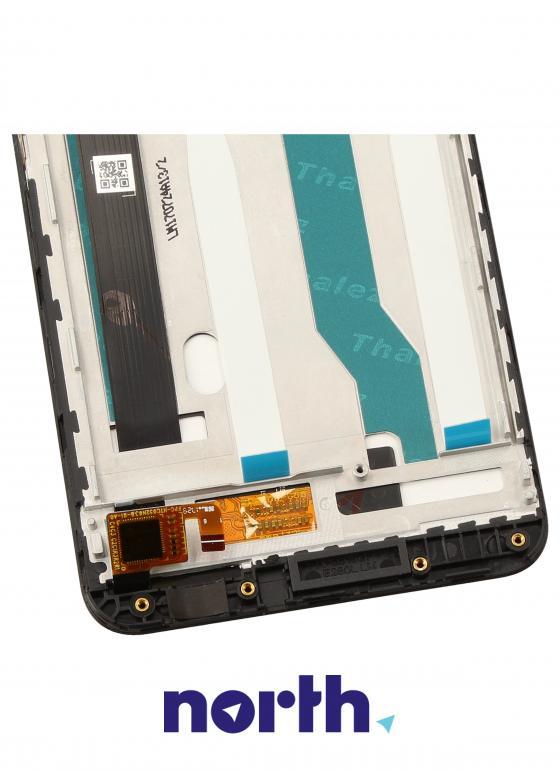 Panel dotykowy z wyświetlaczem bez obudowy do smartfona Asus ZenFone 3 Max 90AX0086R20010,3