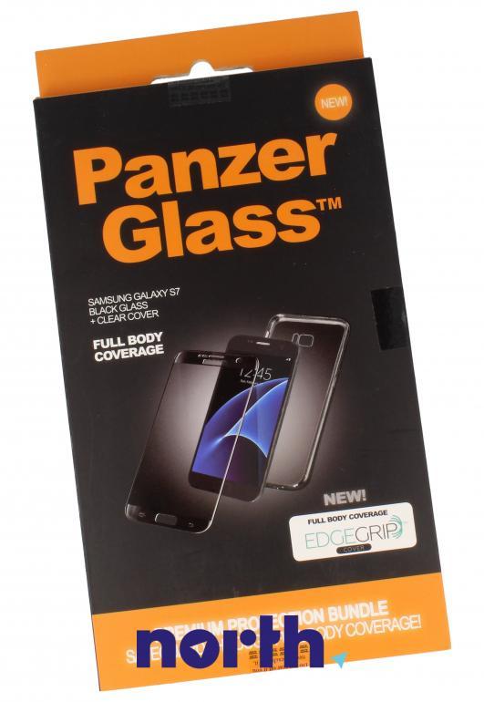 Szkło hartowane Panzer Glass na wyświetlacz do smartfona Samsung Galaxy S7 B1054,0
