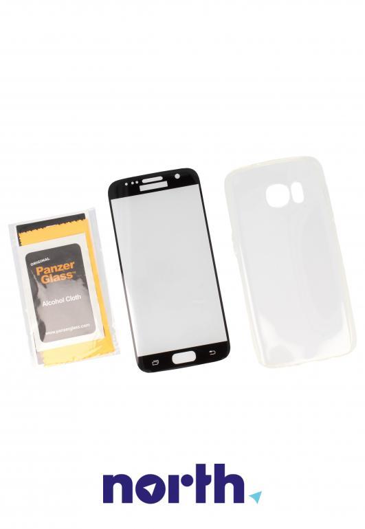 Szkło hartowane Panzer Glass na wyświetlacz do smartfona Samsung Galaxy S7 B1054,1