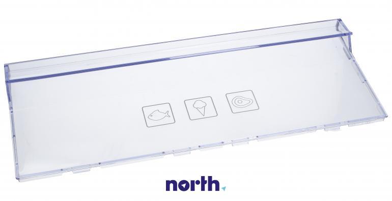 Front szuflady zamrażarki do lodówki Beko 4640640200,0
