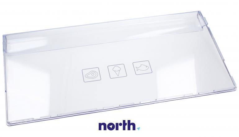 Front szuflady zamrażarki do lodówki Beko 4640630100,1