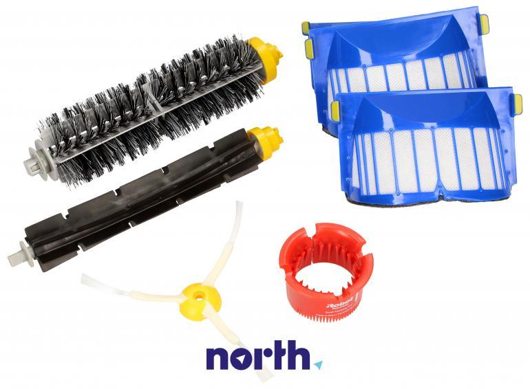 Zestaw szczotek i filtrów do robota sprzątającego iRobot 4501352,0