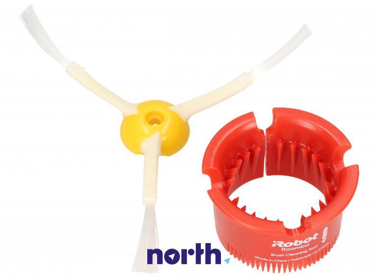 Zestaw szczotek i filtrów do robota sprzątającego iRobot 4501352,3