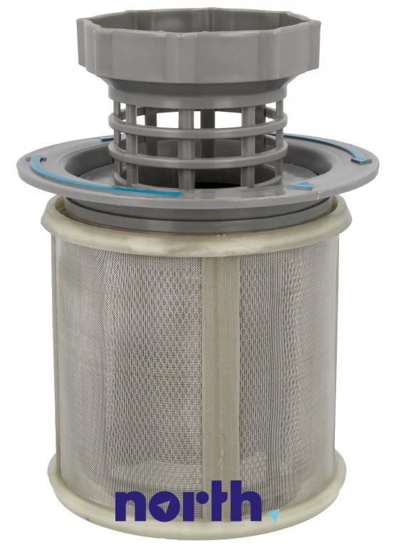 Filtr 2w1 za 10002494 Bosch/Siemens do zmywarki Logixx, SilencePlus, Silence, Silence Comfort,2