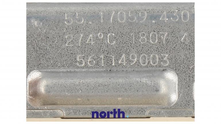 Termostat regulowany do piekarnika Electrolux 5517059430,3