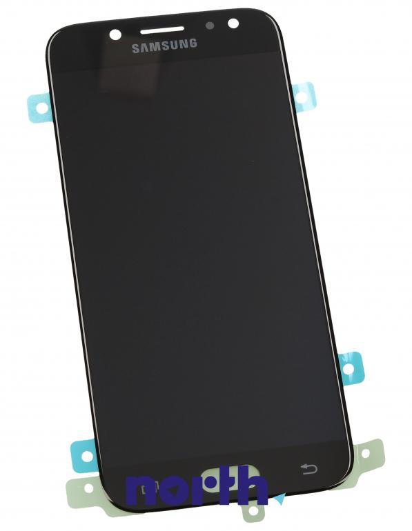 Panel dotykowy z wyświetlaczem w obudowie do smartfona Galaxy GH9720880A,0