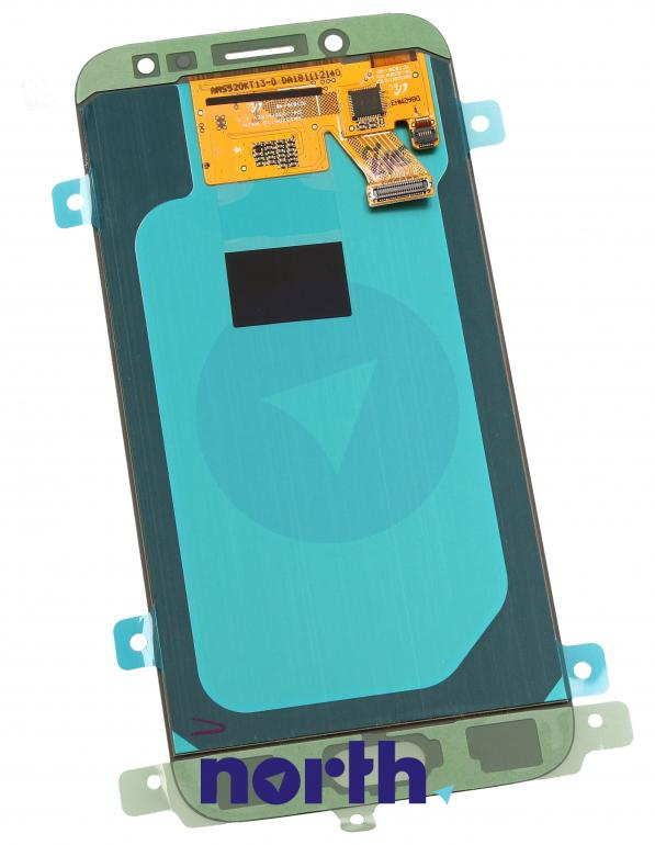 Panel dotykowy z wyświetlaczem w obudowie do smartfona Galaxy GH9720880A,1