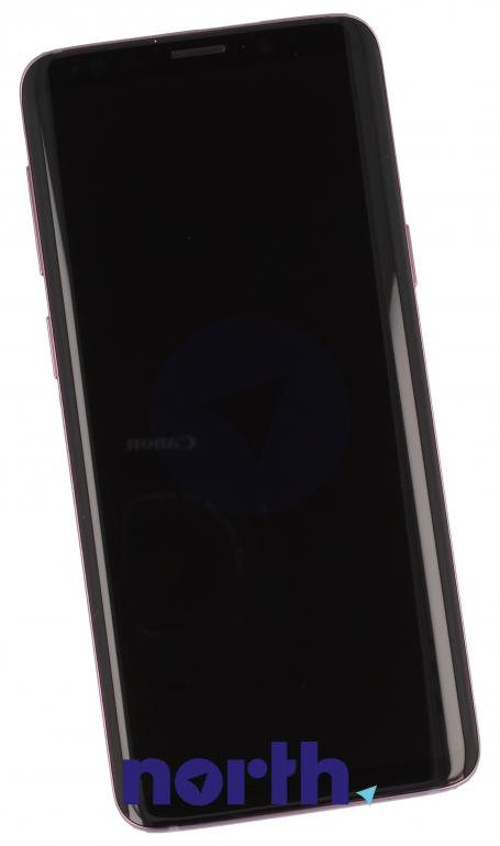Panel dotykowy z wyświetlaczem w obudowie do smartfona SAMSUNG GH9721696B,0