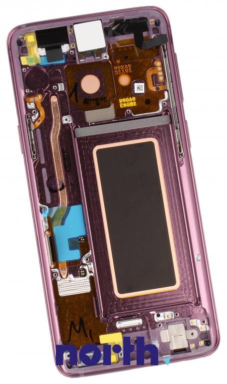 Panel dotykowy z wyświetlaczem w obudowie do smartfona SAMSUNG GH9721696B,1