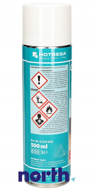 Środek do usuwania kleju i silikonów Hotrega H230050 500ml,1