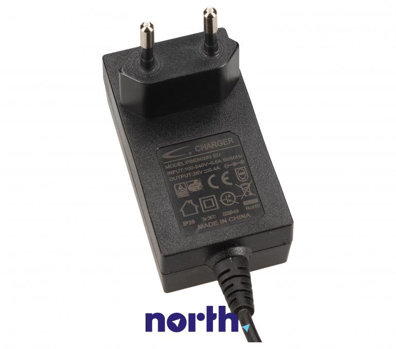 Ładowarka 26V 0.4A (PSE50263EU) do odkurzacza Hoover,2