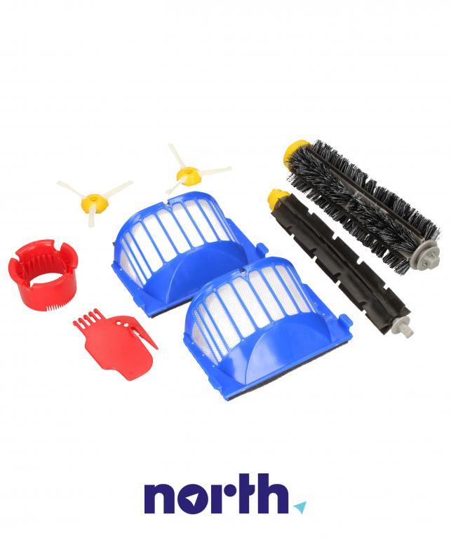 Zestaw szczotek i filtrów do robota sprzątającego iRobot,1