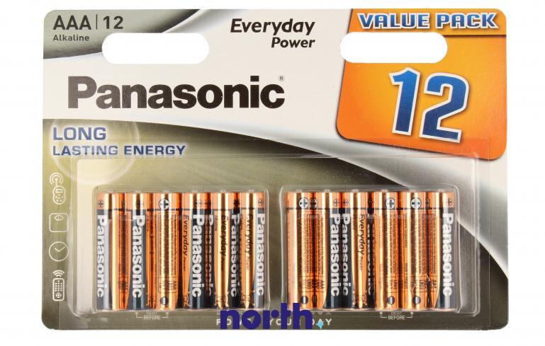 Bateria alkaliczna AAA (12szt.),0