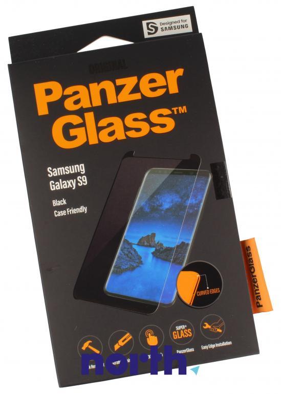 Szkło hartowane Panzer Glass na wyświetlacz do smartfona Samsung Galaxy S9 7142,0