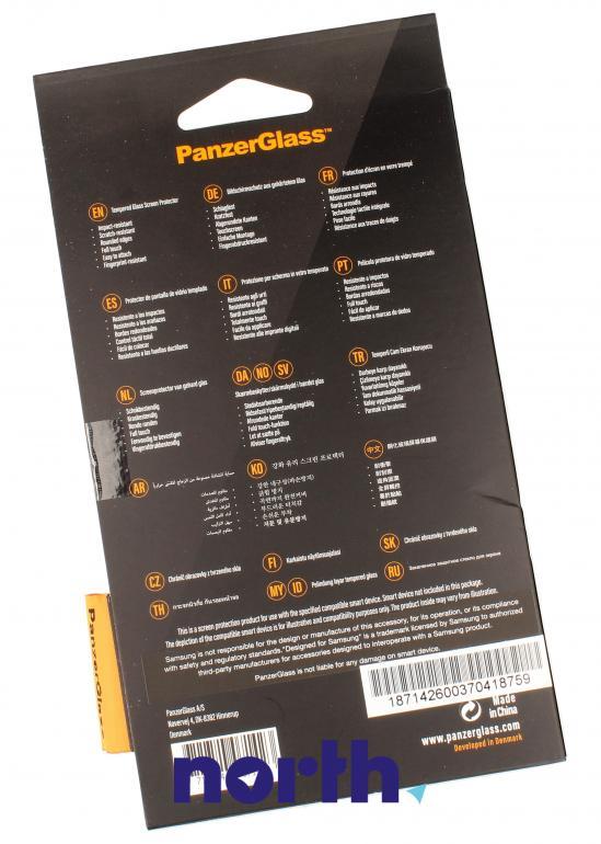 Szkło hartowane Panzer Glass na wyświetlacz do smartfona Samsung Galaxy S9 7142,1
