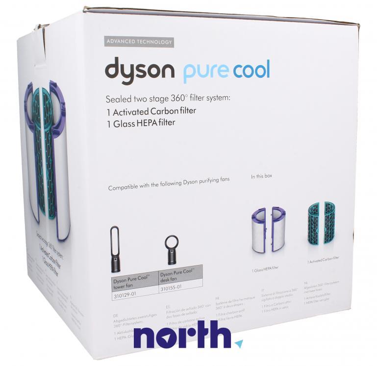 Filtr HEPA zintegrowany z filtrem węglowym do oczyszczacza powietrza Dyson 96904803,2