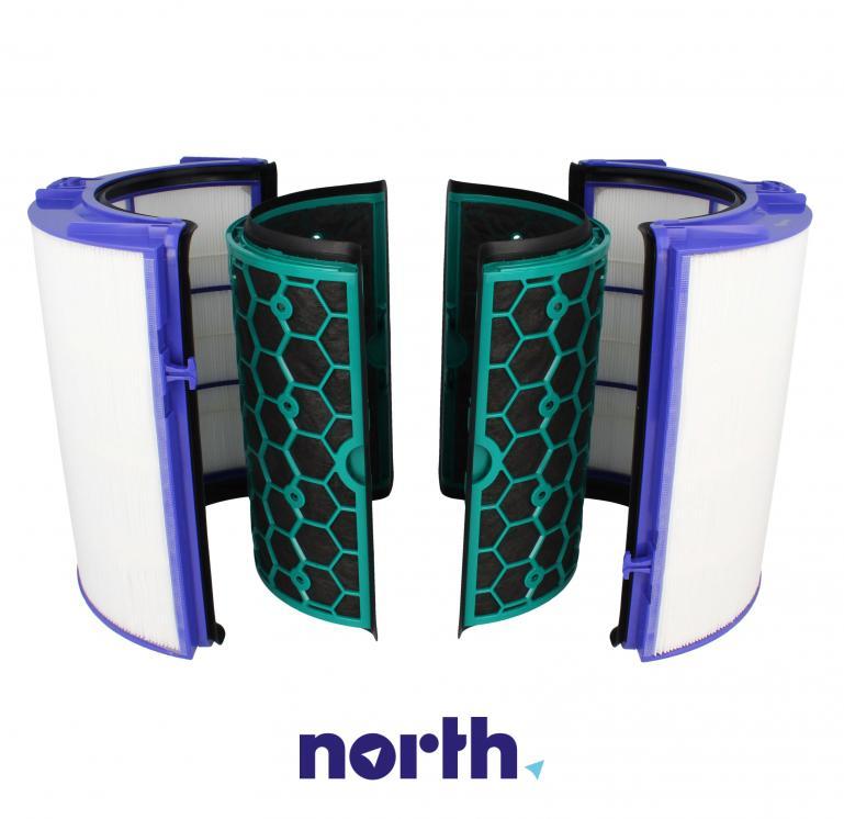 Filtr HEPA zintegrowany z filtrem węglowym do oczyszczacza powietrza Dyson 96904803,3