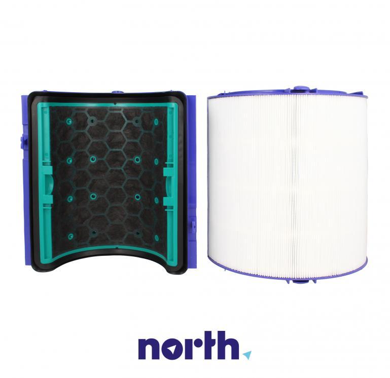 Filtr HEPA zintegrowany z filtrem węglowym do oczyszczacza powietrza Dyson 96904803,5