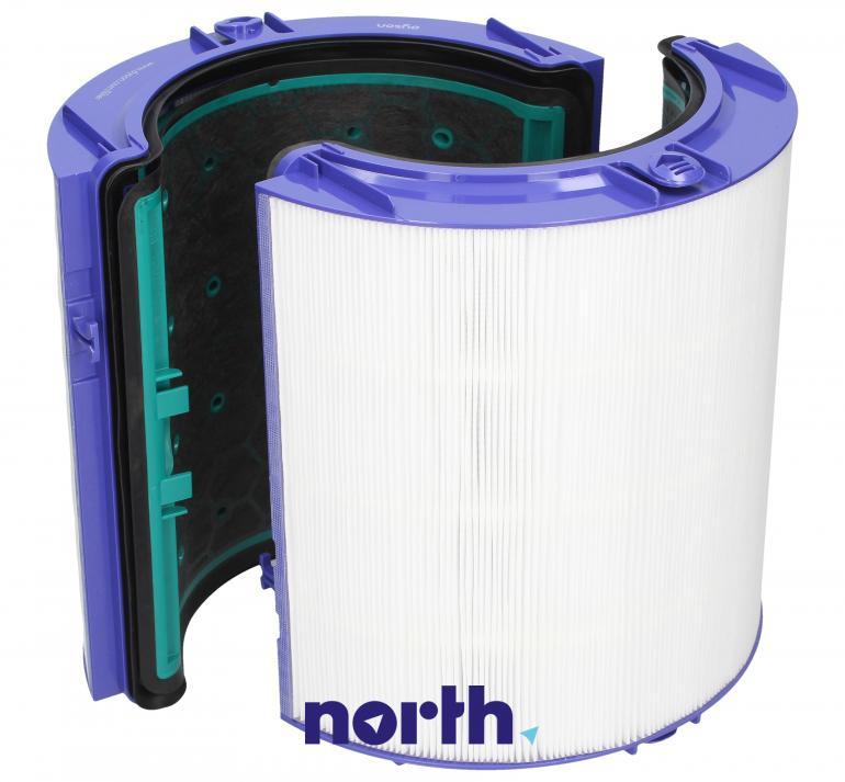 Filtr HEPA zintegrowany z filtrem węglowym do oczyszczacza powietrza Dyson 96904803,6
