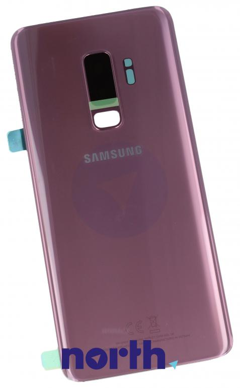 GH8215652B Klapka baterii do Galaxy S9 Plus (SM-G965F), fioletowa SAMSUNG,0