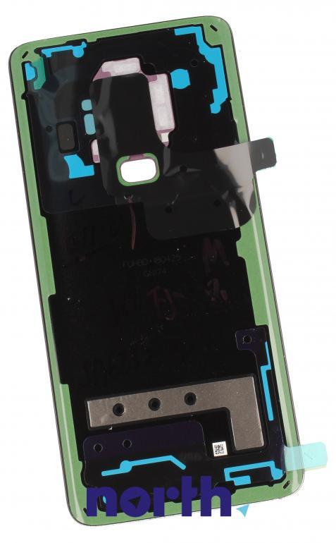 GH8215652B Klapka baterii do Galaxy S9 Plus (SM-G965F), fioletowa SAMSUNG,1