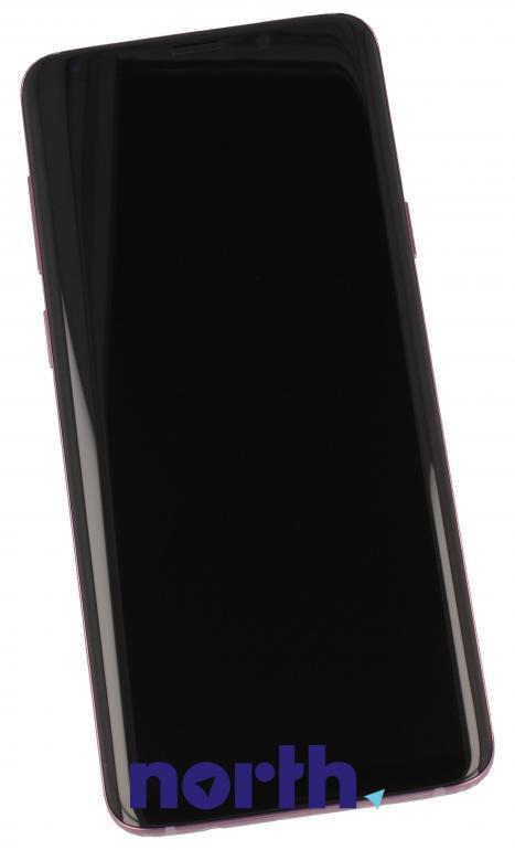 Panel dotykowy z wyświetlaczem w obudowie do smartfona SAMSUNG GH9721691B,0