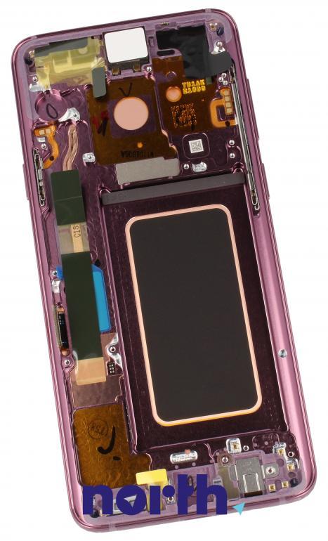 Panel dotykowy z wyświetlaczem w obudowie do smartfona SAMSUNG GH9721691B,1