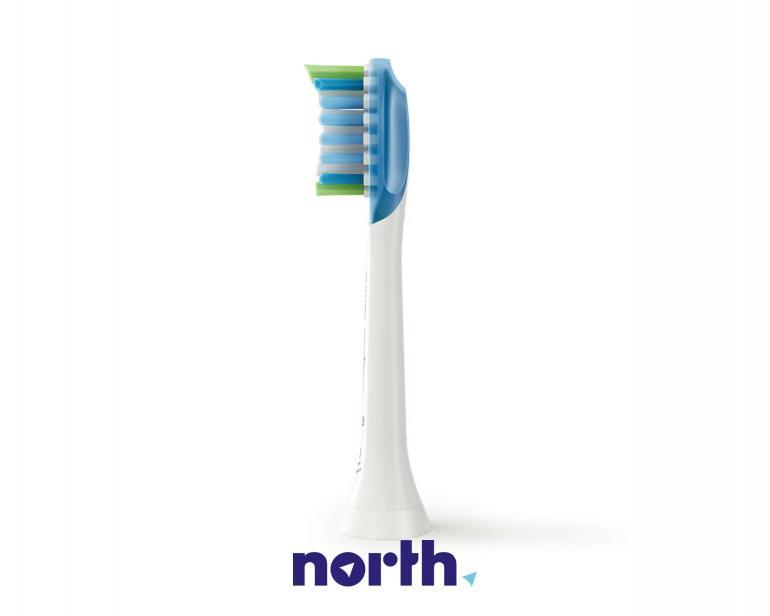 Końcówki Sonicare (2szt.) Premium Plaque Control do szczoteczki do zębów HX9042/17,2