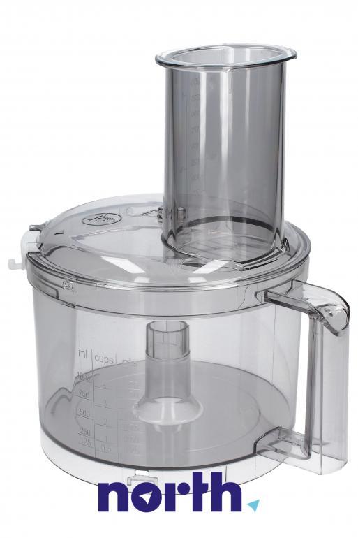 Kompletny pojemnik malaksera do robota kuchennego Siemens 11025978,1
