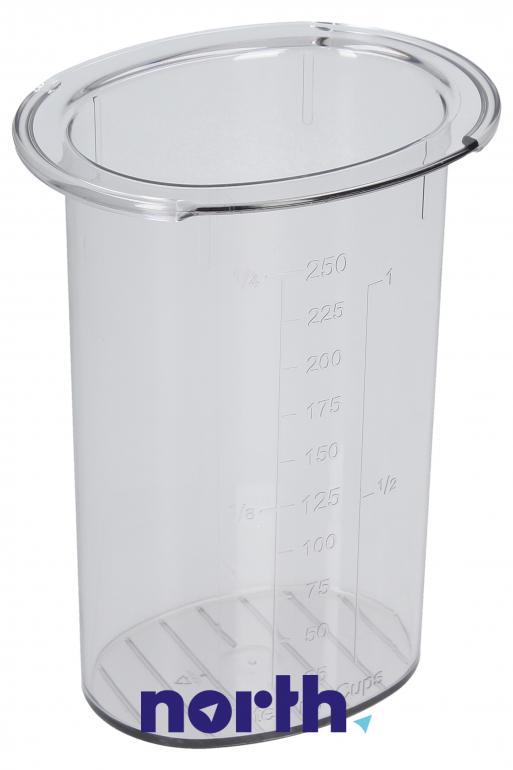 Kompletny pojemnik malaksera do robota kuchennego Siemens 11025978,5