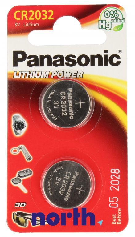 Bateria litowa CR2032/DL2032 Panasonic,0