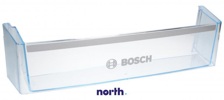 Dolna półka na drzwi chłodziarki do lodówki Bosch 11025160,0