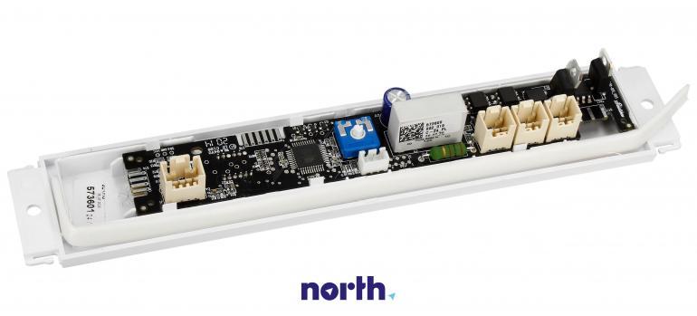 Obudowa przednia panelu sterowania do zamrażarki skrzyniowej Gorenje 573601,1