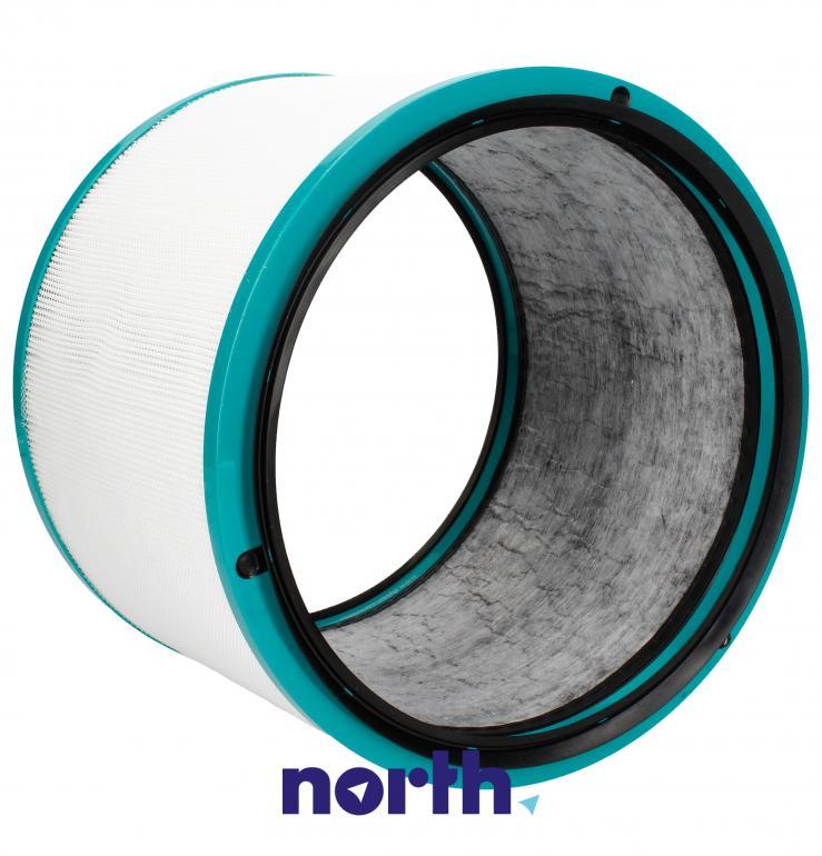 Filtr HEPA zintegrowany z filtrem węglowym do oczyszczacza powietrza Dyson 96810104,1