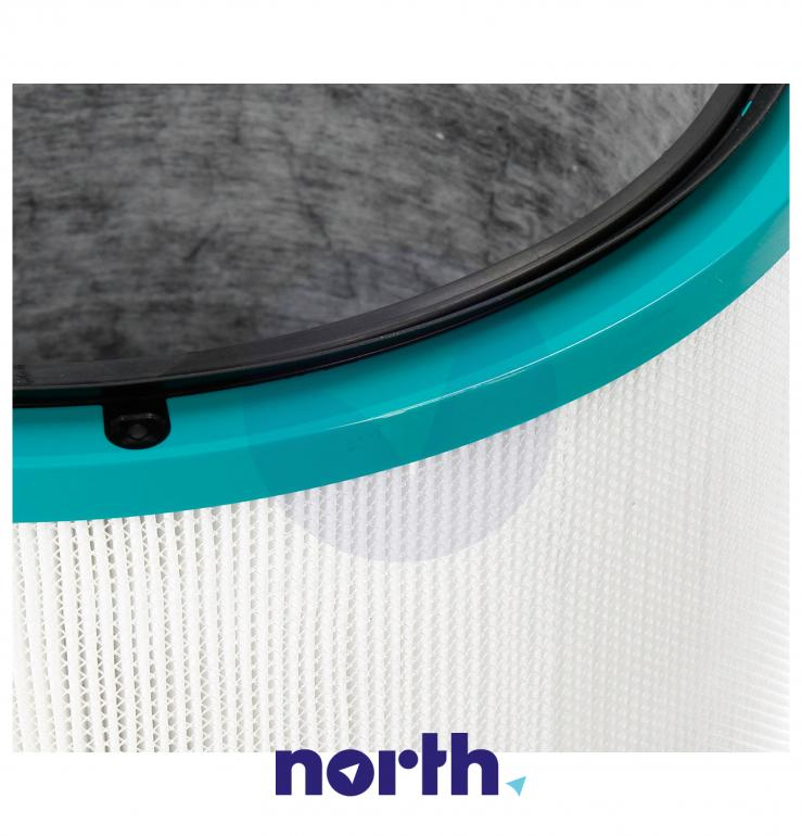Filtr HEPA zintegrowany z filtrem węglowym do oczyszczacza powietrza Dyson 96810104,2