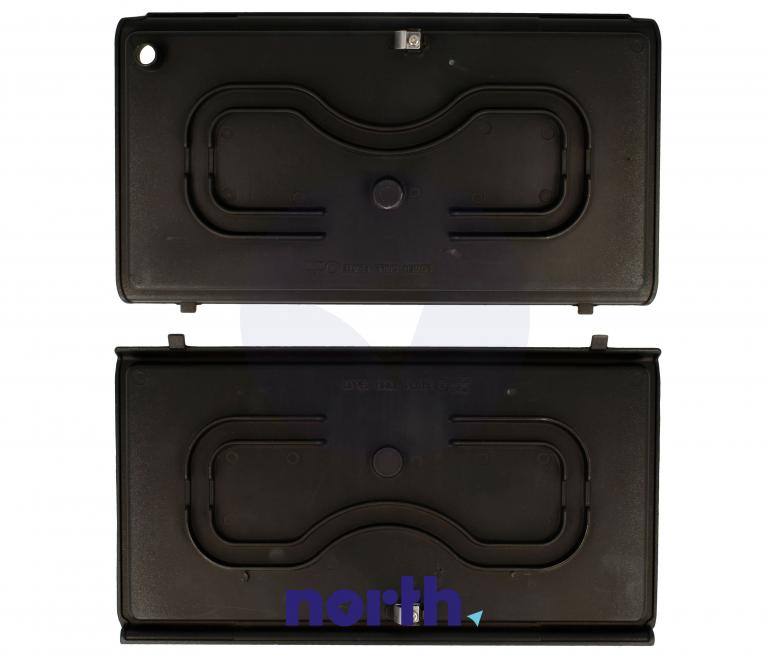 Płyty grzejne grilllowe z ociekaczem do opiekacza SW12, SW13 MultiGrill easy (DLSK153) DeLonghi 5523110001,4