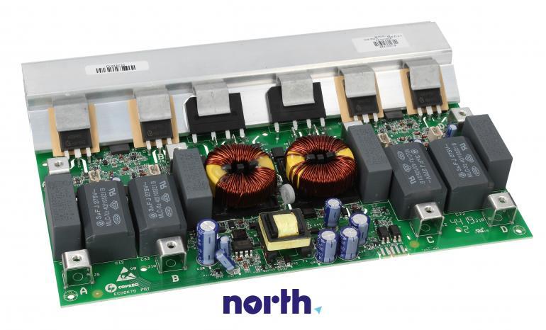 Moduł zasilania induktora do płyty indukcyjnej Gorenje 708669,0
