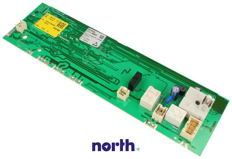 Moduł obsługi panelu sterowania do pralki Gorenje 665094,0