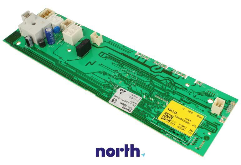 Moduł obsługi panelu sterowania do pralki Gorenje 665094,1