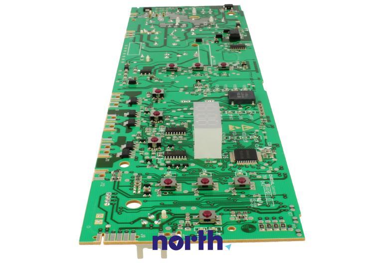Moduł obsługi panelu sterowania do pralki Gorenje 665094,4