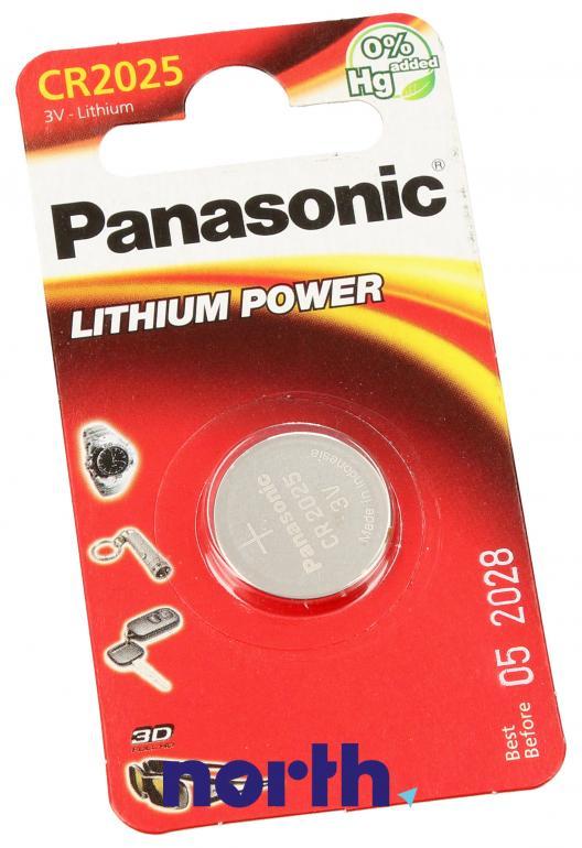 Bateria litowa CR2025 Panasonic,0
