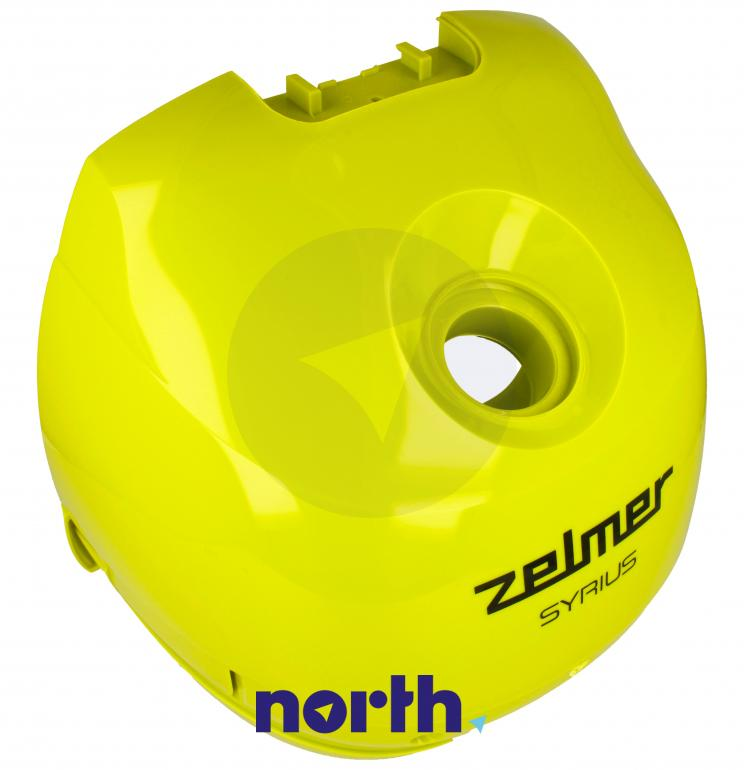 Górna pokrywa obudowy do odkurzacza Zelmer 11015928,0