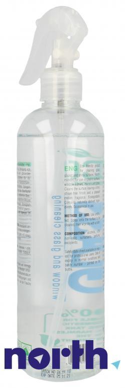 Ekologiczny płyn do mycia szyb i powierzchni szklanych Tenzi ECO Glass 450 ml,2