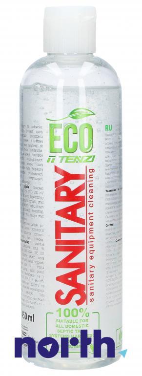 Ekologiczny płyn do mycia sanitariatów, łazienek i armatury Tenzi Eco Sanitary LE04/450 1szt. 450ml,1