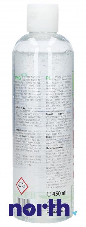 Ekologiczny płyn do mycia sanitariatów, łazienek i armatury Tenzi Eco Sanitary LE04/450 1szt. 450ml,2