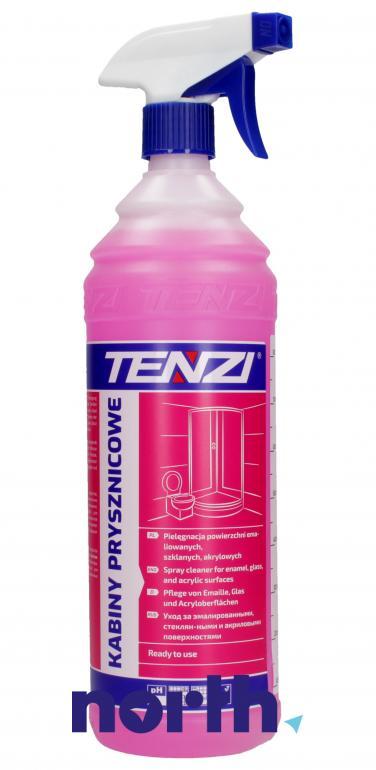 Płyn do mycia kabin prysznicowych Tenzi 1l,0