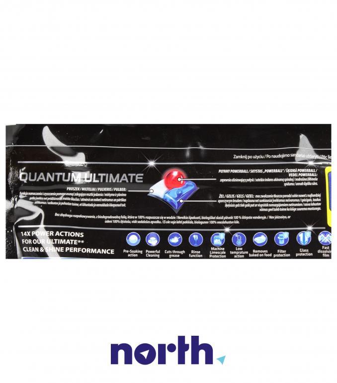 Tabletki do zmywarki Finish Quantum Ultimate 32szt.,2