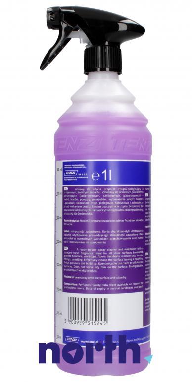 Uniwersalny środek do mycia i pielęgnacji powierzchni błyszczących Tenzi G-35/001 1l,1